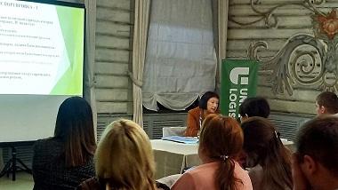 30 листопада 2017 року відбувся навчальний семінар